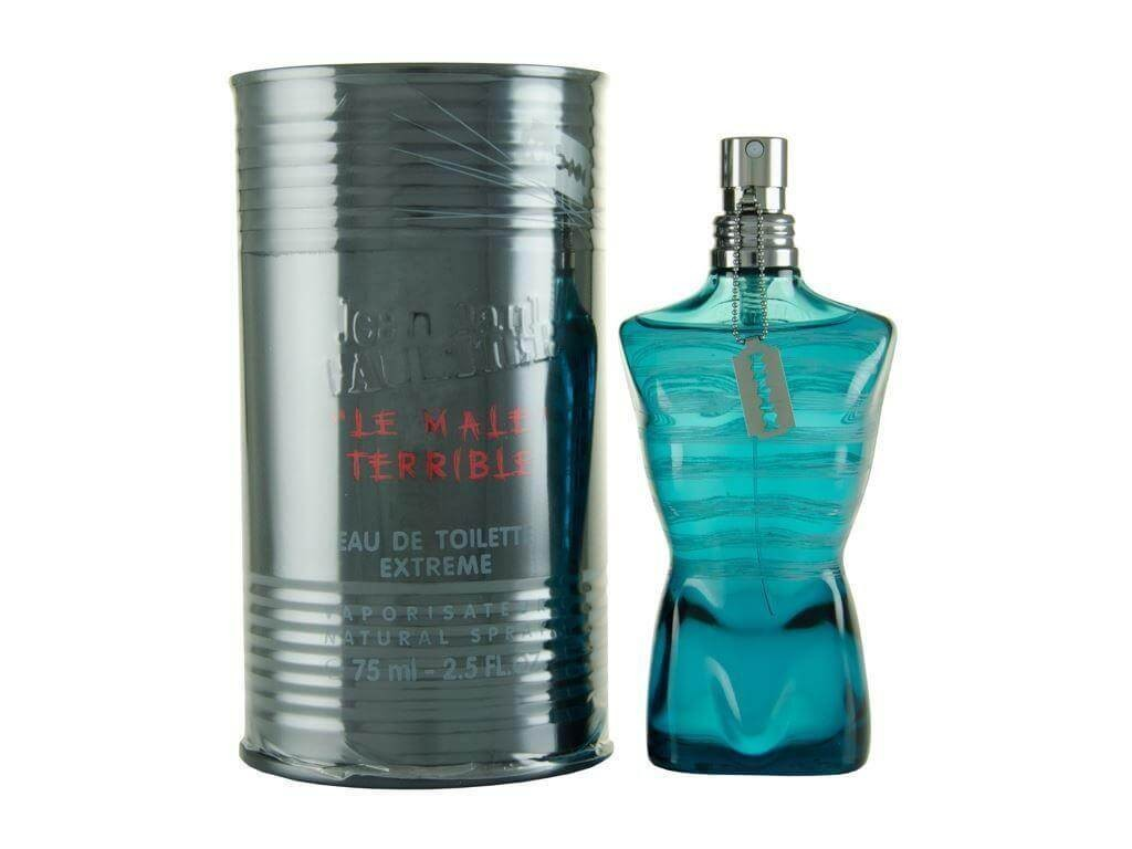 Jean Paul Gaultier Le Male Terrible Eau de Toilette 75ml for Him
