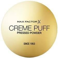 Max Factor Creme Puff Pressed Powder 21g - 81 Truly Fair