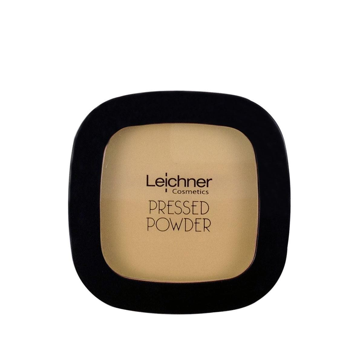 Leichner Pressed Powder 7g - (01 Translucent)