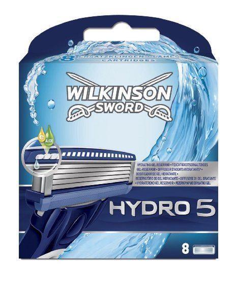 Wilkinson Sword Hydro 5 - 8 Blades