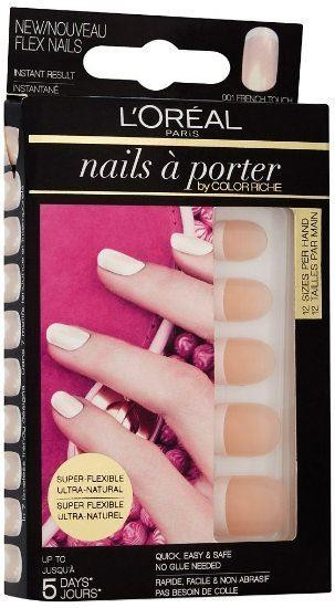 L'Oréal Paris Nails a Porter, French Touch Number 001