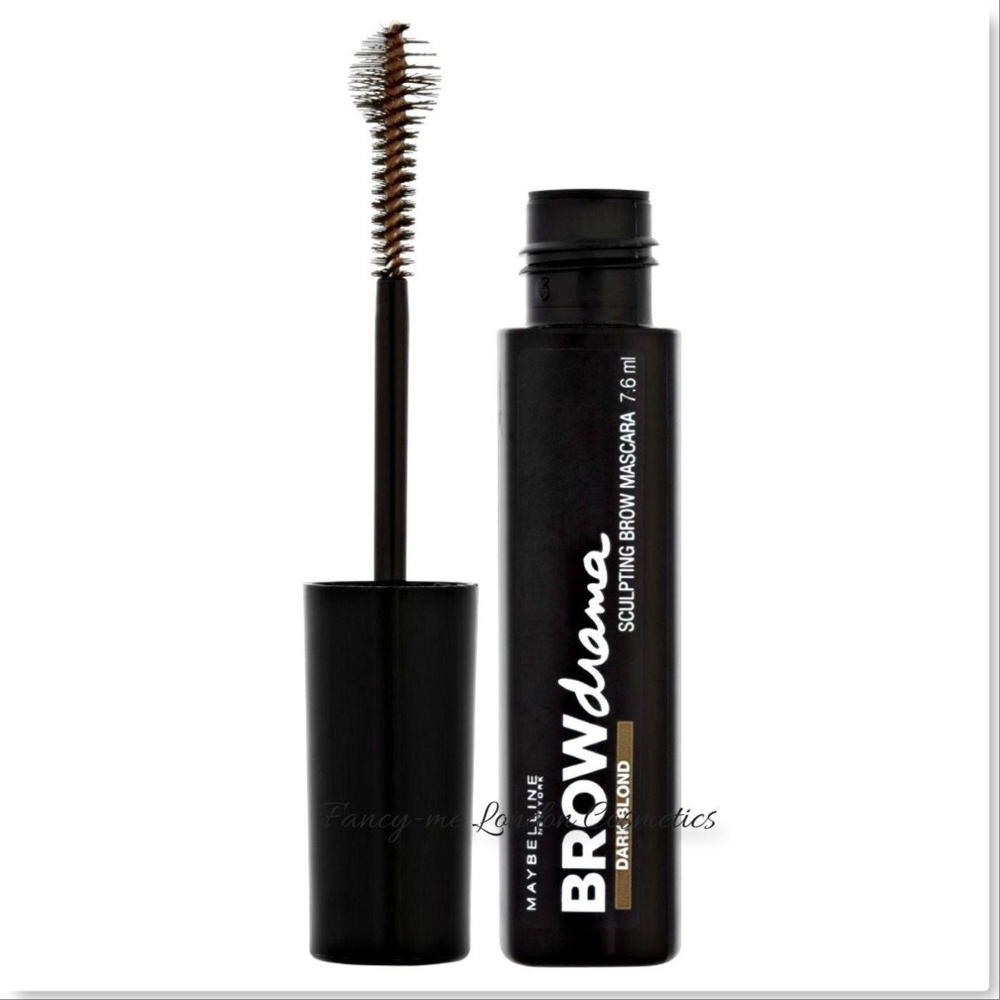Maybelline Brow Drama Mascara Dark Blond 7.6ml