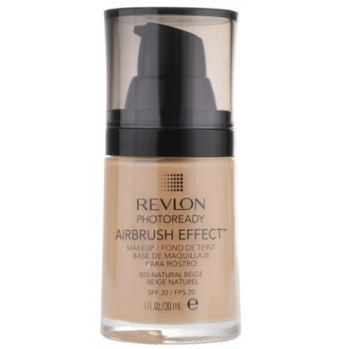 Revlon Photoready Airbrush Effect Foundation - Natural Beige 30 ml