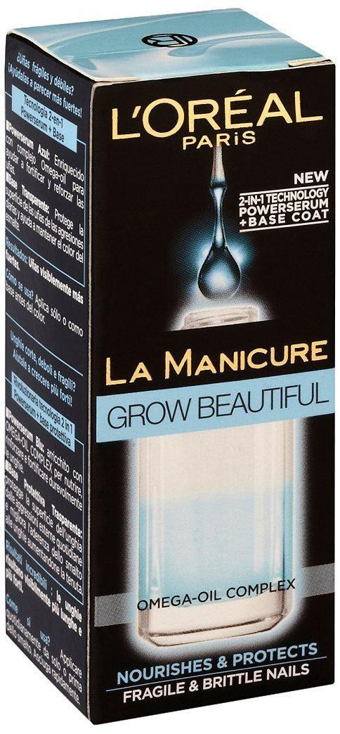 L`Oreal Paris La Manicure Grow Beautiful - 5 ml [Personal Care]