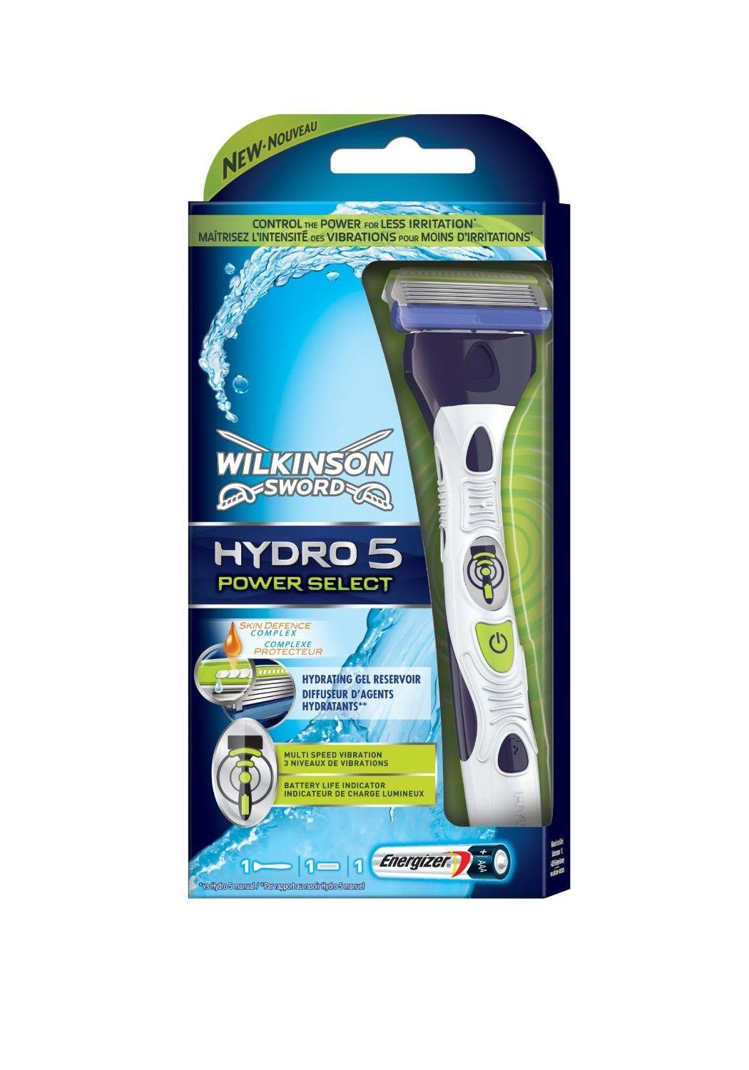 Wilkinson Sword Hydro 5 Power Select Razor [Personal Care]