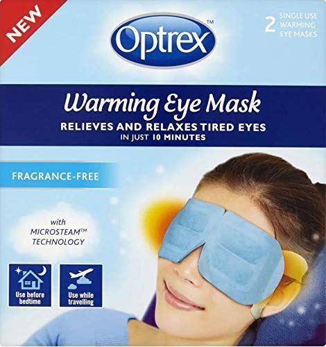 Optrex Warming Eye Mask Pack of 2 Masks
