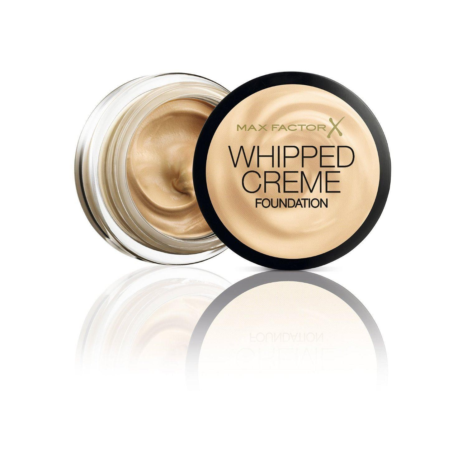 Max Factor Whipped Creme Foundation 85 Caramel 18 ml
