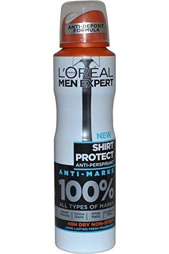 L`Oreal Men Expert Shirt Protect Long Lasting Fresh Deodorant 150 ml