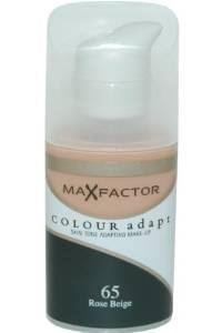 Max Factor Colour Adapt Foundation 34ml - 65 Rose Beige