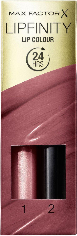 Lipfinity Lipstick by Max Factor Glistening [Personal Care]