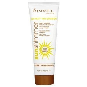 Rimmel Sunshimmer Instant Tan Remover - 125 ml