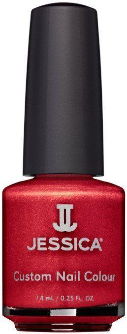 JESSICA Custom Nail Colour - Some Like It Hot 7.4 ml