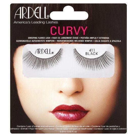 ARDELL Lashes Curvy Collection - Black 411