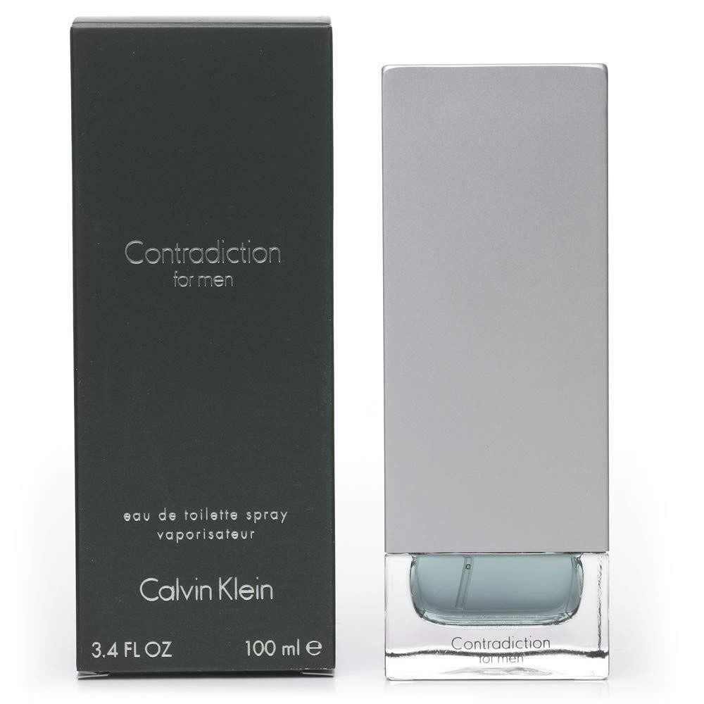Calvin Klein Contradiction for Men Eau de Toilette, 100 ml