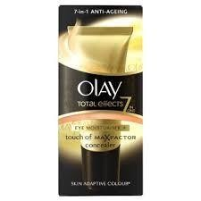 Olay Total Effects Moisturiser Eye Touch of Concealer 15ml