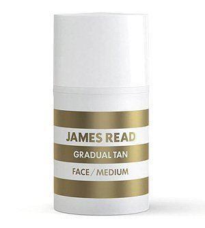 Gradual Tan by James Read for Face Medium 50ml