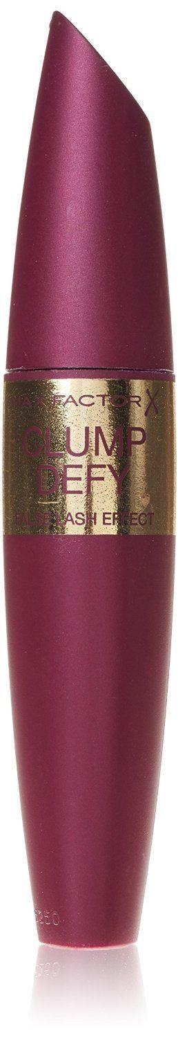 Max Factor Clump Defy Mascara - Black