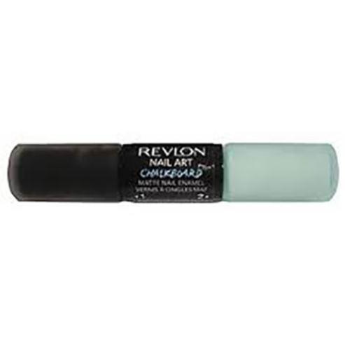 Revlon Nail Art Chalkboard Matte Nail Enamel- Spring Break