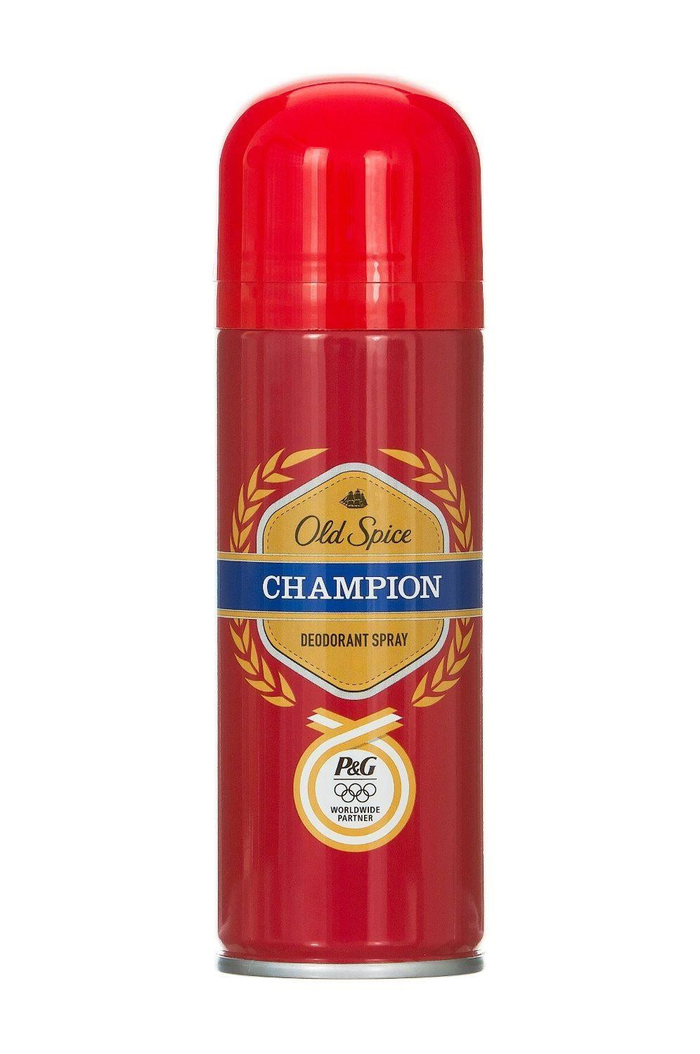 Old Spice 150ml Champion Deodorant Body Spray [Personal Care]