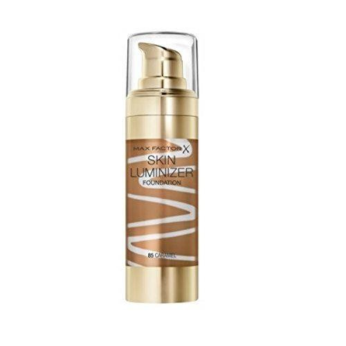 Max Factor Skin Luminizer Foundation 85 Caramel [Personal Care]