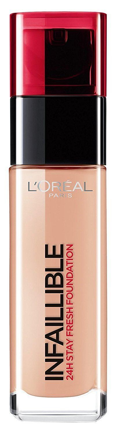 L`Oreal Paris 24H Infallible Stay Fresh Foundation 30ml -220 Sand