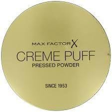 Max Factor Creme Puff Pressed Powder 21g - 53 Tempting Touch