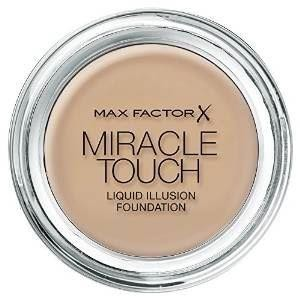 Max Factor Miracle Touch Foundation Caramel 85
