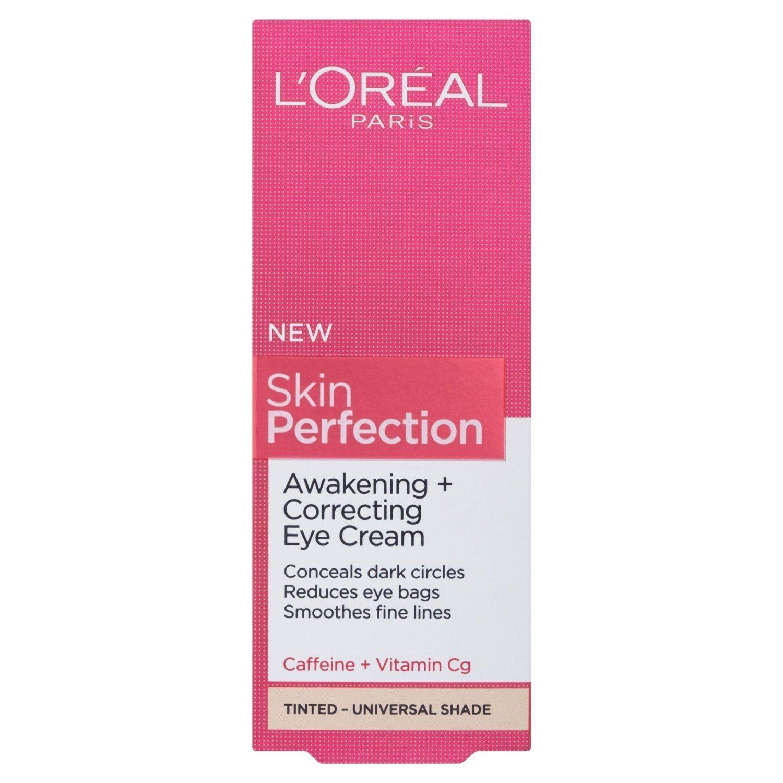L`Oreal Skin Perfection Awakening Eye Cream - 15 ml [Personal Care]