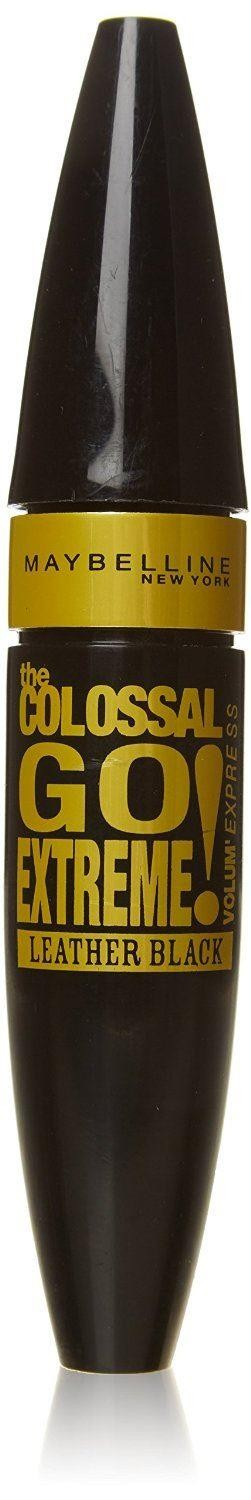 Maybelline The Colossal Go Extreme Leather Black Mascara 9