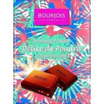Bourjois Delice De Poudre Bronzer - Festival Tropical Limited Edition