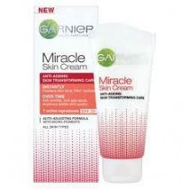 Garnier The Miracle Anti-Wrinkle Cream For Dry Skin SPF 20 50 ml