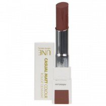 UNE By Bourjois - Casual Matt Colour Organic Lipstick - M18
