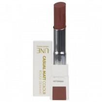 UNE By Bourjois - Casual Matt Colour Organic Lipstick - M21