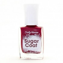 Sally Hansen Sugar Coat Nail Color -  Red Velvet 240 - Limited Edition