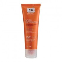 RoC Soleil Protexion+ Velvet Moisture Quenching Facial Fluid with SPF 50 Plus 50 ml