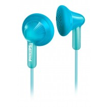 Philips SHE3010TL - headphones (Blue Intraaural 3.5 mm (1/8`) 10 - 22000 H...