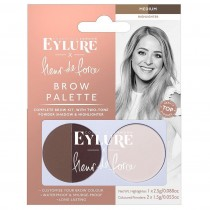 Eylure Fleur de Force Brow Palette - Medium