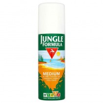 Jungle Formula Insect Repellent Medium Spray 125ml