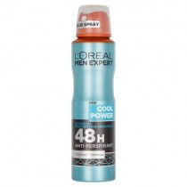 L'Oreal Paris Men Expert Cool Power 48H Anti-Perspirant Deodorant 150ml