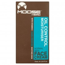 Moosehead Oil Control Moisturiser 75ml