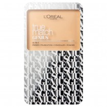 L'Oreal True Match Genius 4in1 Compact Foundation 7g - 1.5N Linen