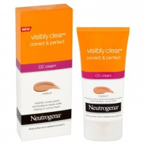 Neutrogena Visibly Clear Correct and Perfect CC Cream 50 ml, Medium