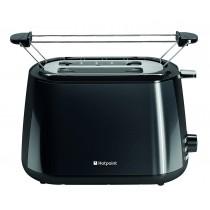 Hotpoint TT 22M DBK0 L My Line Toaster Black
