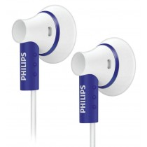 Philips SHE3000PP/10 Ear Bud Headphones - Purple [Accessory]