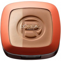 L'Oreal Paris Glam Bronze Duo 102 Brunette Harmony 9g