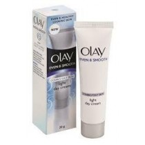 Olay Even & Smooth Light Day Cream 20g