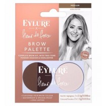 Eylure Fleur de Force Brow Palette - Dark