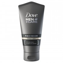 Dove Men+Care Sensitive Face Wash 150 ml - Pack of 2
