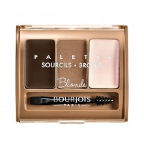 Bourjois Brow Palette Contouring Kit 1 Blonde, 4.5g