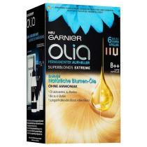 3 x Garnier Olia B++ Super Brightener Super Blondes Extreme Permanent Bleach